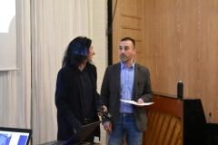 Marco Gargiulo e Nancy Tornello