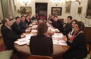 Primo incontro del Sistema Paese Italia in Norvegia 3.12.2015